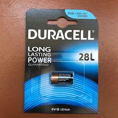 Foto Batterie Duracell Typ PX28L 1er Blister 6V  Lithium