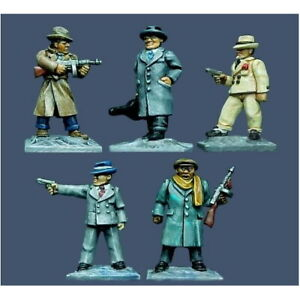 Pulp-Figures-Bugs-Malarchy-039-s-Mob-28mm-Pgj-02