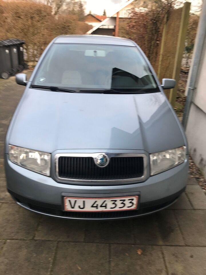 Skoda Fabia, 1,4 8V 68 Comfort Combi, Benzin