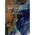 The Routledge Atlas of South Asian Affairs Bradnock Paperback 9780415545136