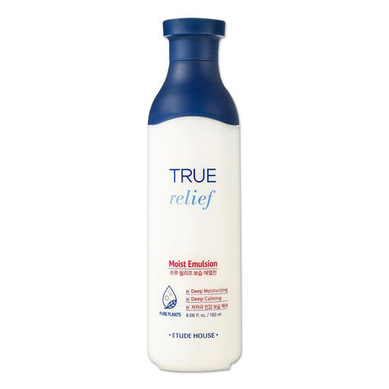 [Etude House] True Relief Moist Emulsion 180ml