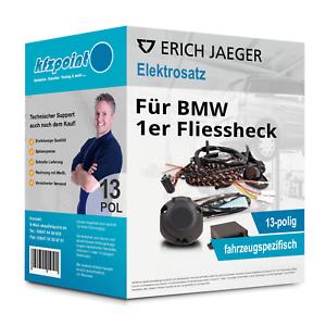Für BMW 1er Fliessheck 10.2004-08.2011 JAEGER E-Satz 13polig fahrzeugspezifisch
