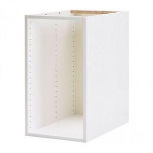 ikea faktum korpus unterschrank k chenschrank 30x70 cm wei neu ebay. Black Bedroom Furniture Sets. Home Design Ideas