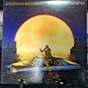 JACKSON-BROWNE-Lawyers-in-Love-Album-Released-1983-Vinyl-Record-Collection-USA