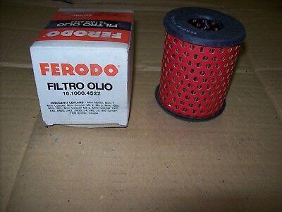 OP816 FILTRO OLIO INNOCENTI MINI MINOR A40 JM3 OIL FILTER