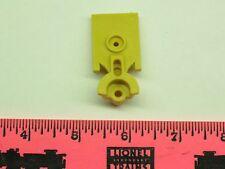 Lionel Part ~ yellow TTUX connector female articulating coupler