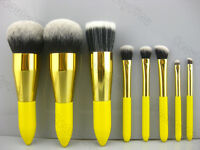 Professional Makeup Brush Set Kit Foundation Blending Blush Kabuki Cosmetic Tool