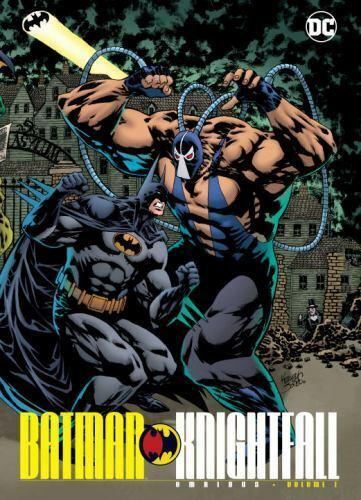 Pt.1 Jim Paperback Book The Cheap Fast Free Post Batman Knightfall by Aparo