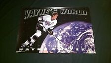 vtg 1991 hockey NHL LA Kings Wayne Gretzky NASA easton starline costacos poster
