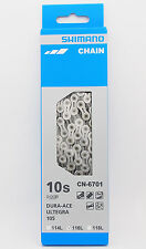 Shimano CN-6701 Ultegra 10-Speed Road Chain fits Dura Ace 105 6700 116L
