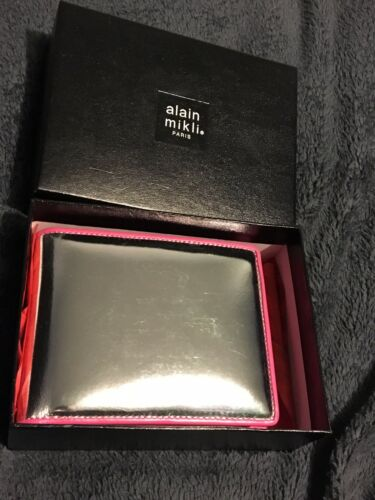 Alain Mikli Wallet DEADSTOCK Rare released approx 20089 Last One Ever
