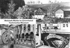 AK, Reichenau Kr. Dippoldiswalde, Weichelt-Mühle, 1984