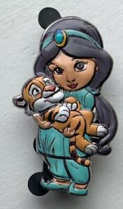 Jasmine-Disney-Pin-Animators-039-Collection-Mystery-WDW-Series-2-Aladdin-Rajah