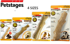 4 Pack Petstages Dogwood Stick Small
