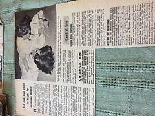 M9-8 ephemera 1966  london transport picture judo barbara dean strudwick