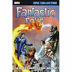 Fantastic Four Epic Collection: The World's Greatest Comic Magazine by Stan Lee (Paperback, 2014)