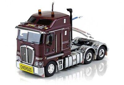 "Kenworth K200 Drake Truck Tractor 1//50 /""BLACK/"" Z01374"