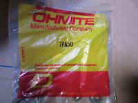 Ohmite 7pa50 Resistor Mount Kit In Bag Free Shipping