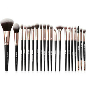 Pennelli-Trucco-Eyeliner-Ombretto-Fard-Make-Up-Spazzole-Professionale-Cosmetica