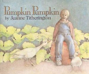 Pumpkin-Pumpkin-School-And-Library-by-Titherington-Jeanne-Brand-New-Free