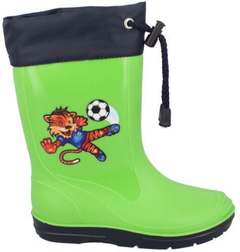 Beck Erwachsenen Kinder Baby Regen Matsch Stiefel Gummistiefel Gr 21-39 aus PVC