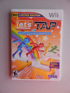 Let-039-s-Tap-Game-Complete-Nintendo-Wii