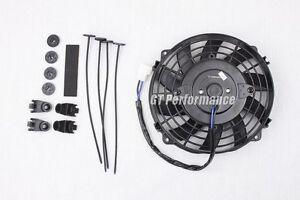 Ventilateur-Extra-Plat-200mm-215mm-Universel-160W-Ventilo-Type-Spal-Radiateur