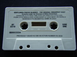 Gentlemen-Prefer-Blondes-The-Original-Broadway-Cast-Tape-Cassette-C7