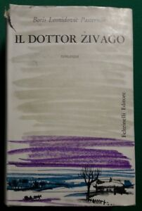 IL-DOTTOR-ZIVAGO-B-Pasternak-Feltrinelli-1961