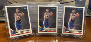 Matisse-Thybulle-Rated-Rookie-Base-Lot-2019-20-Donruss-Basketball-219