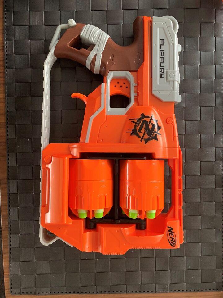 Våben, Nerf gun