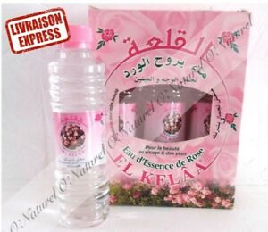 Eau-Essence-de-Rose-Top-Qualite-250ml-100-Naturel-Rose-Water-Agua-de-Rosas