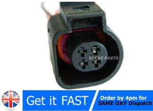 4-Pin-Connettore-a-Spina-Sensore-di-temperatura-per-VW-Audi-Seat-VAG-PRE-WIRED-4B0973712