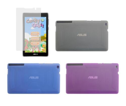 Screen Protector for ASUS ZenPad C 7.0 Z170C Tablet TPU Gel Skin Cover Case