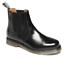 Nouveau les Leather Gore Ankle Black Dealer Work hommes pour Chelsea Yyvb6I7fg