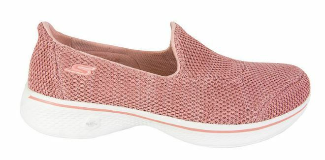 Skechers GOwalk 4 Women's shoes in 3 Colours And 7 Sizes with  Goga Max insole
