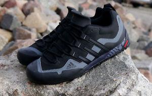 Détails sur Messieurs pieds Trekking Chaussures OUTDOOR ADIDAS TERREX Swift Solo afficher le titre d'origine
