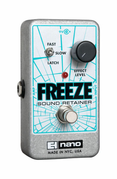 Guitar Sustain Pedal For Sale : electro harmonix freeze sustain guitar effect pedal for sale online ebay ~ Russianpoet.info Haus und Dekorationen