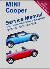 MINI COOPER SERVICE MANUAL 2002-2006 (BMO6 )