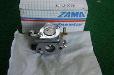 Genuine Zama Carburetor C1u-k78 Echo A021000941 Fits Pb200 Pb210