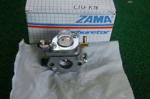 GENUINE-ZAMA-CARBURETOR-C1U-K78-ECHO-A021000941-NEW