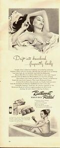 1947-Vintage-ad-for-Bathasweet-Beauty-Bath-Ritual-Sexy-Model-Art-051513