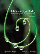 Chemistry for Today:  General, Organic, and Biochemistry (Non-InfoTrac Version)