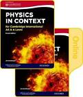 Physics in Context for Cambridge International as & A Level 2nd Edition: Print and Online Student Book Pack by Jim Breithaupt (Mixed media product, 2015)