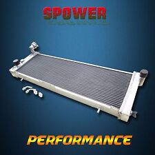 Aluminum Radiator 3 Rows 52mm For Jeep Cherokee Comanche Sport SE AT MT 91-01
