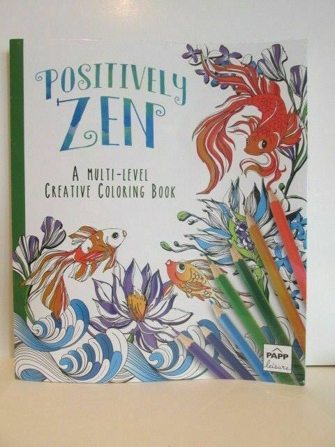 66 Zen Coloring Book For Adults Online HD