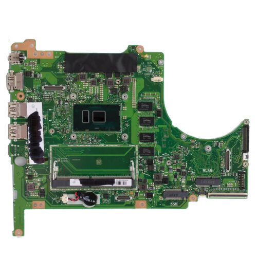 Motherboard For ASUS Q504 Q504U Q504UA UX560UA W// I5-6200U 8GB Mainboard Test
