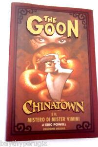 The-Goon-CHINATOWN-E-IL-MISTERO-DI-MISTER-VIMINI-edizione-deluxe