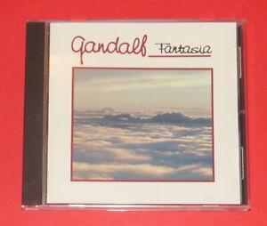 Gandalf - Fantasia -- CD / Electro