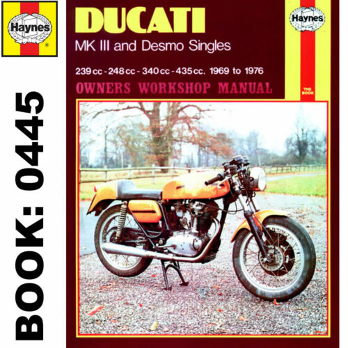 Motorcycle Manuals & Literature Vehicle Parts & Accessories Ducati ...